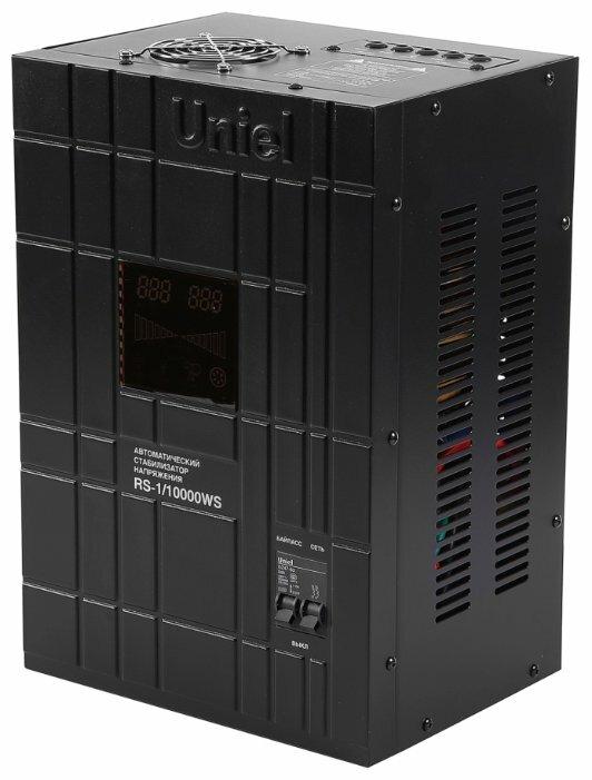 Стабилизатор напряжения однофазный Uniel RS-1/10000WS