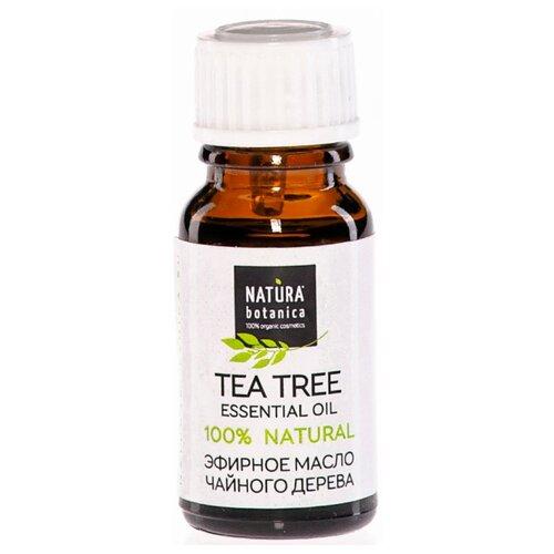 Natura Botanica эфирное масло Чайное дерево 10 мл