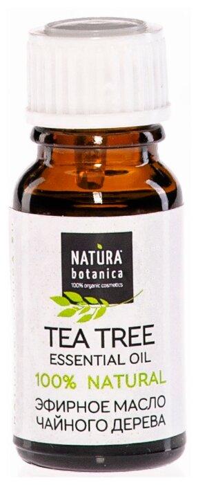Natura Botanica эфирное масло Чайное дерево