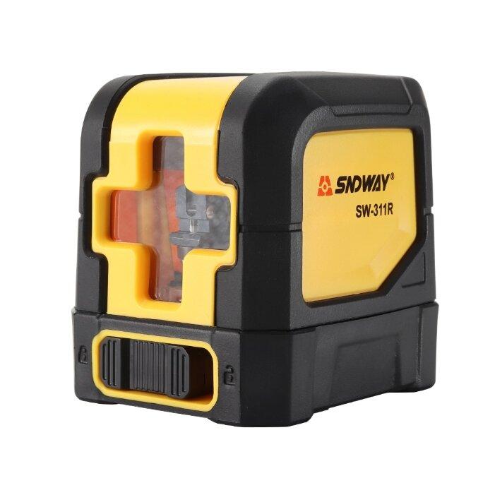 Лазерный уровень SNDWAY SW-311R