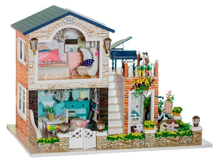 Сборная модель Hobby Day румбокс Сountry Village (13839),,