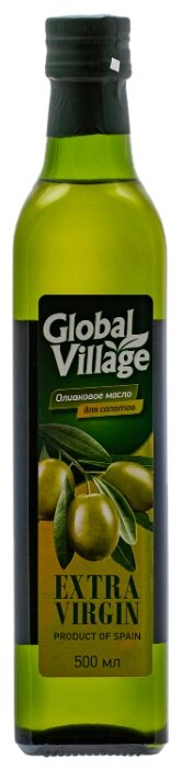 Global Village Масло оливковое Extra Virgin