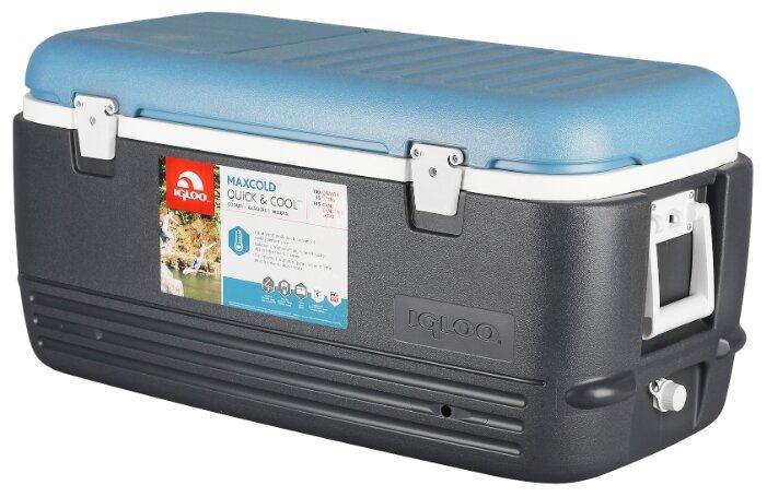 Igloo Изотермический контейнер Maxcold Quick&Cool 100