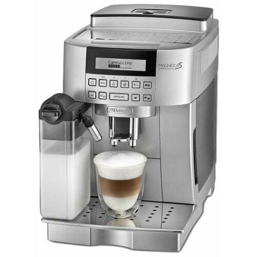 Кофемашина De'Longhi Magnifica ECAM 22.360 серебристый кофемашина de longhi magnifica s ecam 21 117 серебристый черный