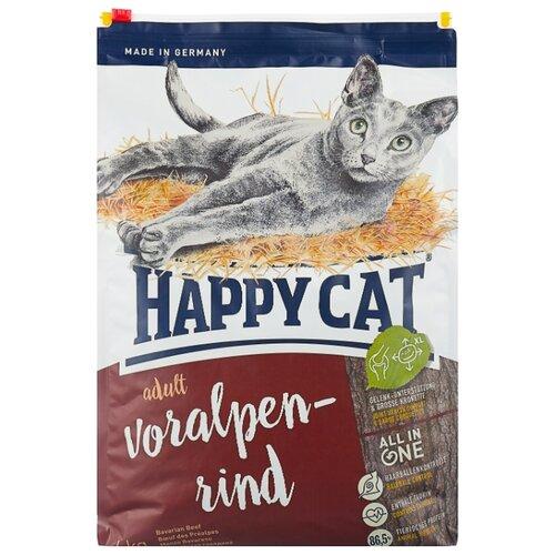 Корм для кошек Happy Cat Supreme с говядиной 4 кг