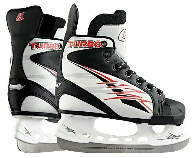 Хоккейные коньки СК (Спортивная коллекция) Turbo