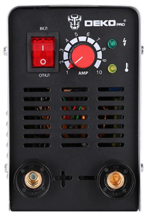 Сварочный аппарат DEKO DKA-190 Arc