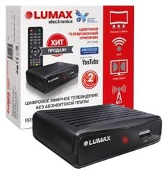 Лучшие TV-тюнеры LUMAX с приемом DVB-T2