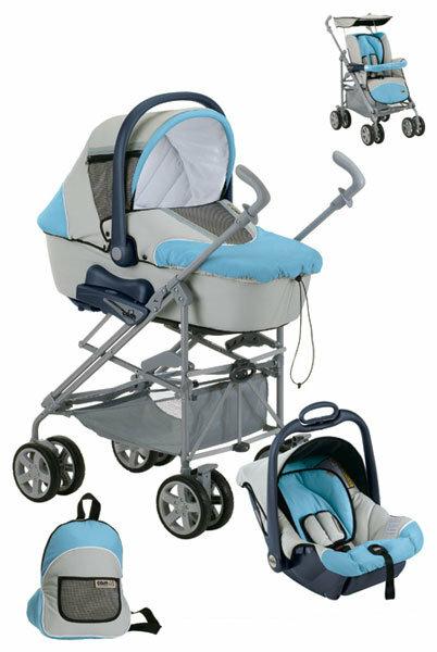 Универсальная коляска CAM Combi Plus