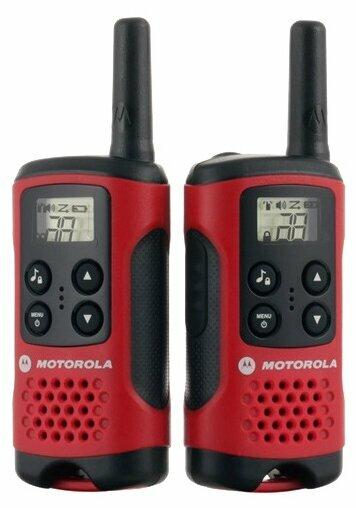 Рация Motorola TLKR-T40