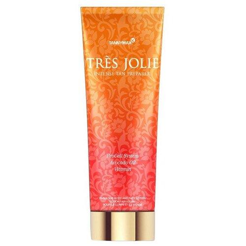 Крем для загара в солярии Tannymaxx Tres Jolie – Intense Tan Preparer 200 мл