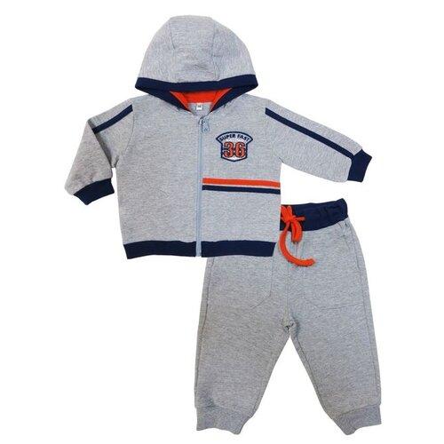 Комплект одежды Sonia Kids размер 74, серыйКомплекты<br>