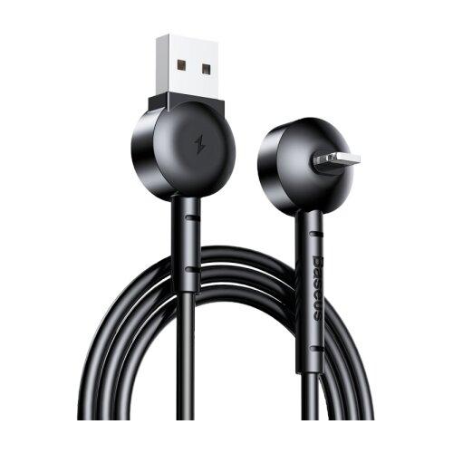 Купить Кабель Baseus Maruko USB - Lightning (CALQX) 1 м black