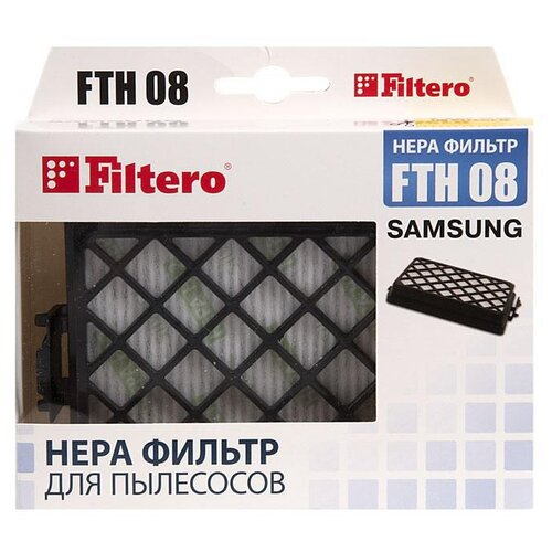Filtero HEPA-фильтр FTH 08 1 шт.Аксессуары для пылесосов<br>