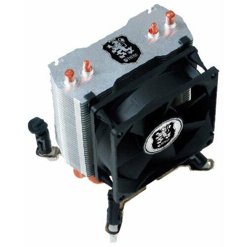 Кулер для процессора Titan TTC-NC65TX(RB) подставка для ноутбука titan ttc g3tz 2x80mm