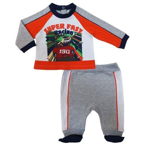Комплект одежды Sonia Kids размер 62, серыйКомплекты<br>