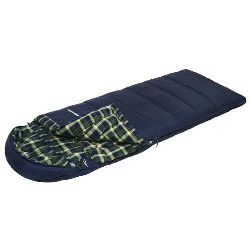 Спальный мешок TREK PLANET Chelsea XL Comfort синий с правой стороны спальник trek planet traveller comfort 70383 r