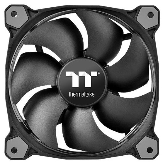 Thermaltake Система охлаждения для корпуса Thermaltake Riing 12 LED RGB Radiator Fan Sync Edition (3-Fan Pack)