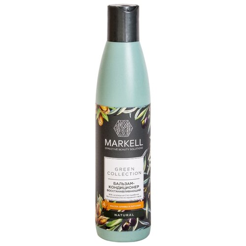 Markell бальзам-кондиционер Green Collection Восстанавливающий, 250 мл