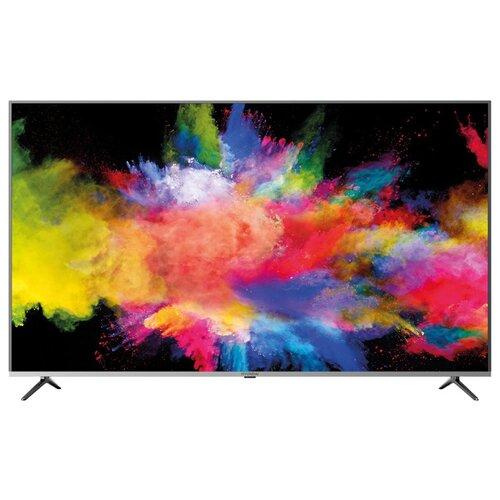 Фото - Телевизор Hyundai H-LED65EU7003 65 (2019) серый металлик телевизор