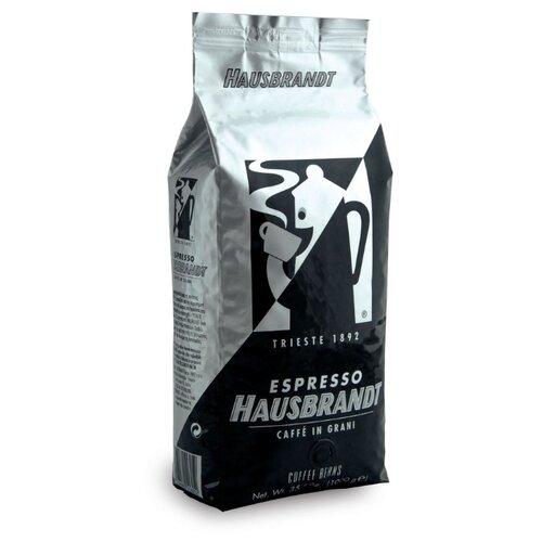 Кофе в зернах Hausbrandt Trieste, арабика/робуста, 1 кг hausbrandt кофе в зернах академия 0 5 кг вакуумная упаковка 537 hausbrandt