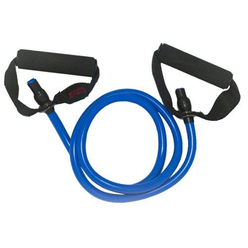 Эспандер универсальный Original FitTools трубчатый (FT-RTE-BLUE) 135 х 12 см синий/черный