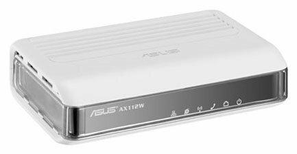 Wi-Fi роутер ASUS AX112W