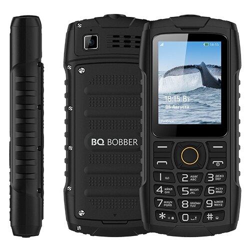 Телефон BQ 2439 Bobber черныйМобильные телефоны<br>
