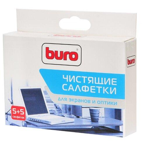 Фото - Набор Buro BU-W/D влажные салфетки+сухие салфетки 10 шт. фиксики набор кистей из волоса козы файер 8 10 12 3 шт