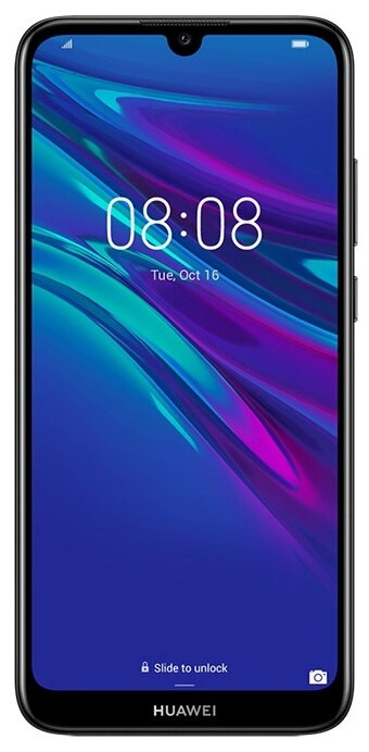 Сотовый телефон Huawei Y6 2019 Modern Black