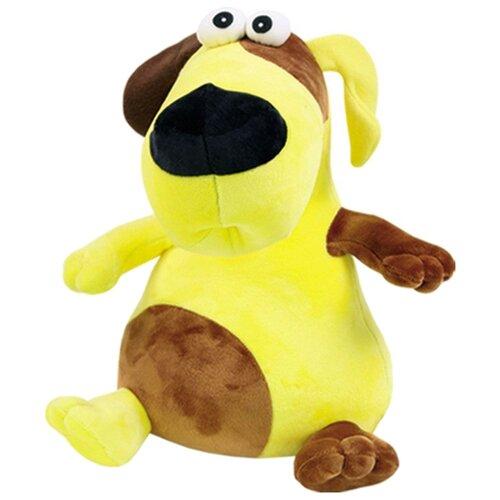 Купить Игрушка-антистресс Штучки, к которым тянутся ручки Пучеглаз Собака 38 см, Мягкие игрушки