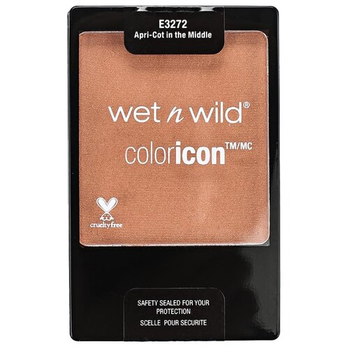 Wet n Wild Румяна Color Icon apri-cot in the middle