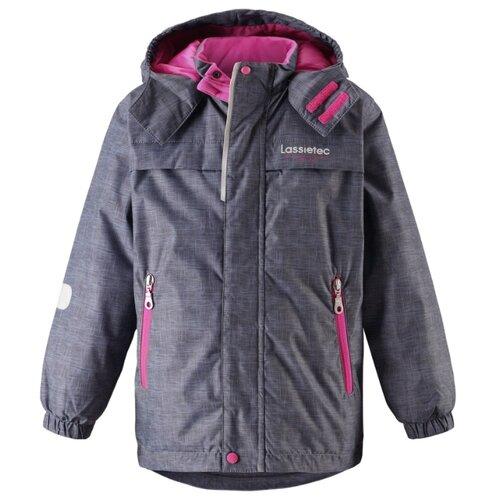 Куртка Lassie 721710 размер 128, серый куртка lassie by reima 721654 размер 128 см цвет 3511