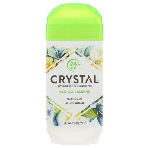 Crystal дезодорант, стик, Vanilla Jasmine (solid), 70 г