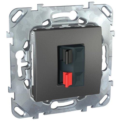 Телекоммуникационная розетка Schneider ElectricMGU5.486.12ZD Unica TOP
