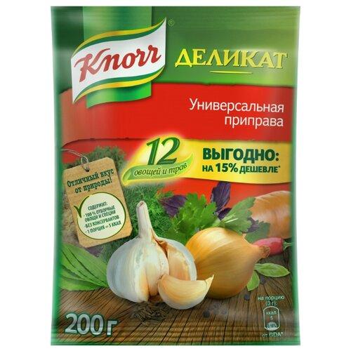 Knorr Приправа универсальная Деликат, 200 гСпеции, приправы и пряности<br>