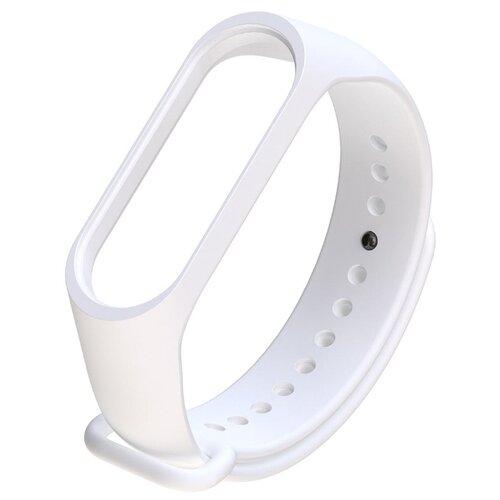 Titan Ремешок силиконовый для Xiaomi Mi Band 3 белый