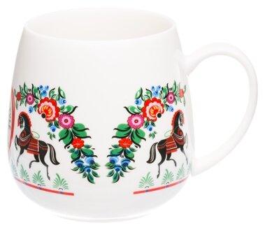 Великоросс Кружка Вороные кони 570 мл