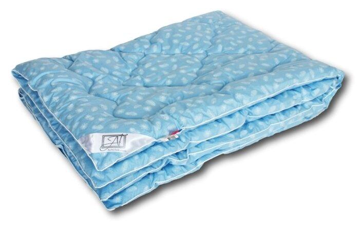 Одеяло АльВиТек Лебяжий Пух, всесезонное