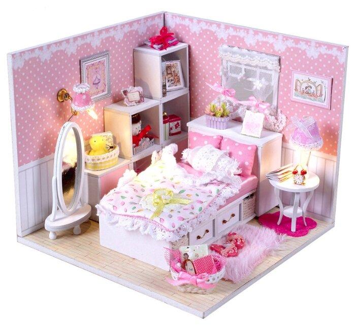 Сборная модель Hobby Day румбокс Комната маленькой принцессы (M001),,