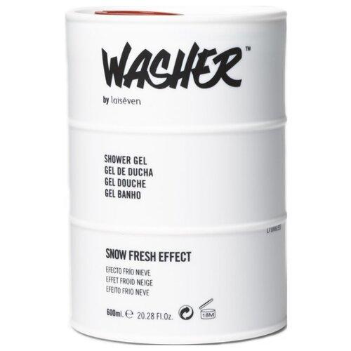 Гель-шампунь для душа Laiseven Washer Snow Fresh Effect 600 млДля душа<br>