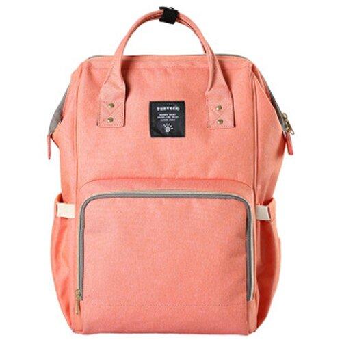 Сумка-рюкзак Anello для самого необходимого персиковый