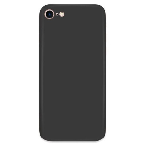 Чехол With Love. Moscow W004249APP для Apple iPhone 7/iPhone 8 черный аксессуар чехол with love moscow samsung galaxy j7 2017 кожаный black 10207