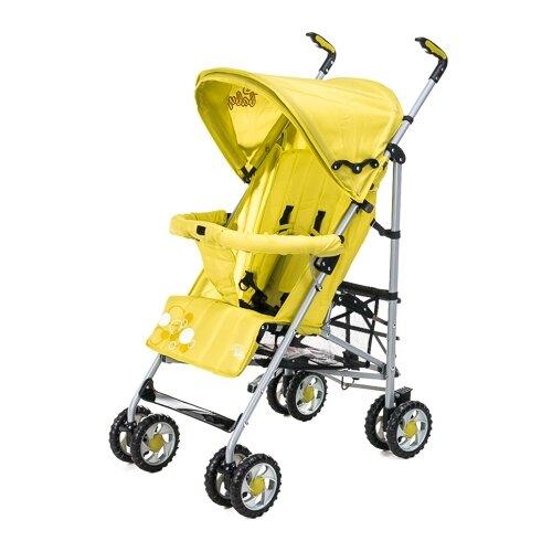 Купить Прогулочная коляска Liko Baby BT-109 City Style салатовый, Коляски