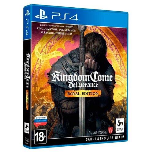 Купить Игра для PlayStation 4 Kingdom Come: Deliverance Royal Edition, Deep Silver