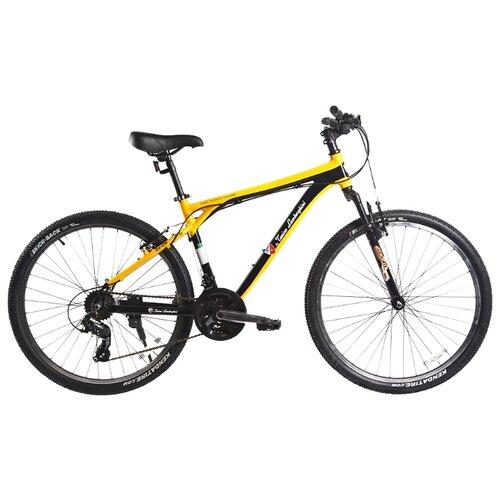 Горный (MTB) велосипед KOMDA Lamborghini TL2751-2117 желто-черный 17 (требует финальной сборки)Велосипеды<br>