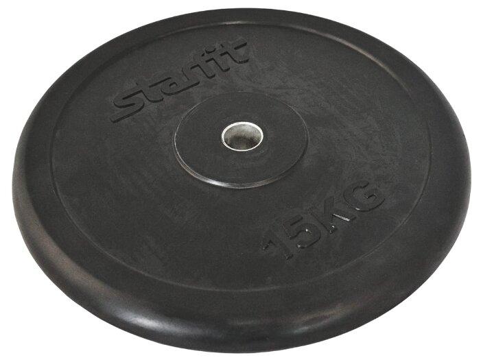 Диск Starfit BB-202 15 кг