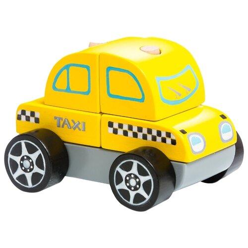 Пирамидка Cubika Такси LM-6 cubika пирамидка cubika 9 деталей