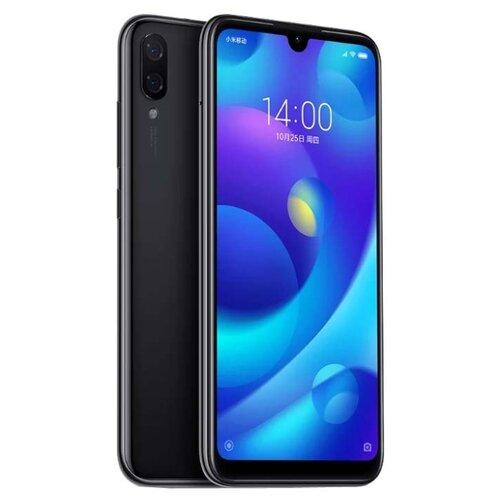 Смартфон Xiaomi Mi Play 4/64GB черныйМобильные телефоны<br>