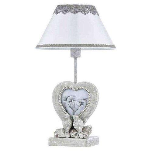 Настольная лампа MAYTONI Bouquet ARM023-11-S, 40 Вт бра maytoni arm023 01 s bouquet